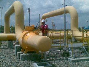 Fasilitas Gas