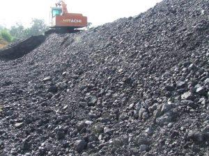 Ekspor batubara tahun lalu turun
