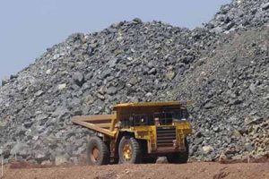 Pertambangan mineral logam di Indonesia.