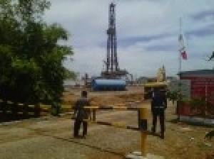 Lokasi pemboran minyak Talang Jimar masih ditutup dari masyarakat umum.