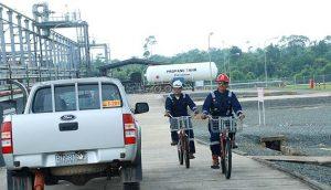 Failitas produksi Petrochina Jabung Ltd.