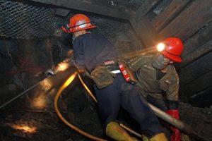 Eksplorasi emas PT Aneka Tambang (Persero) Tbk.