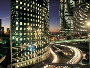 Kawasan perkantoran di Singapura, lokasi kantor Pusat Kernel Oil Pte Ltd.