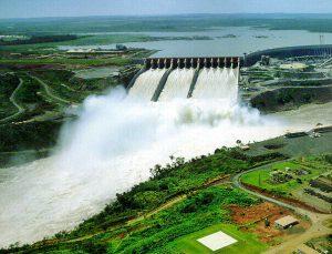 Pembangkit Listrik Tenaga Air (PLTA).