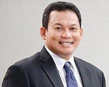 Dirut PT Aneka Tambang (Persero) Tbk, Tato Miraza.