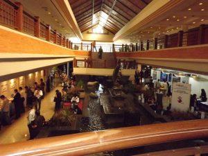 Bali Nusa Dua Convention Centre, tempat pelaksanaan KTT APEC 2013.