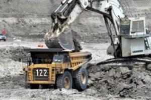 Kegiatan penambangan batubara oleh PT Cipta Kridatama.
