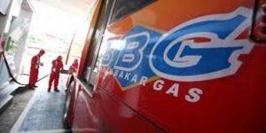 Pengisian bahan bakar gas untuk transportasi.
