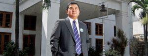 Direktur Utama (Dirut) PT PGN (Persero) Tbk, Hendi Prio Santoso.