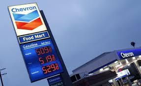 Para produsen utama minyak dunia seperti Chevron menurunkan investasi tahun ini.