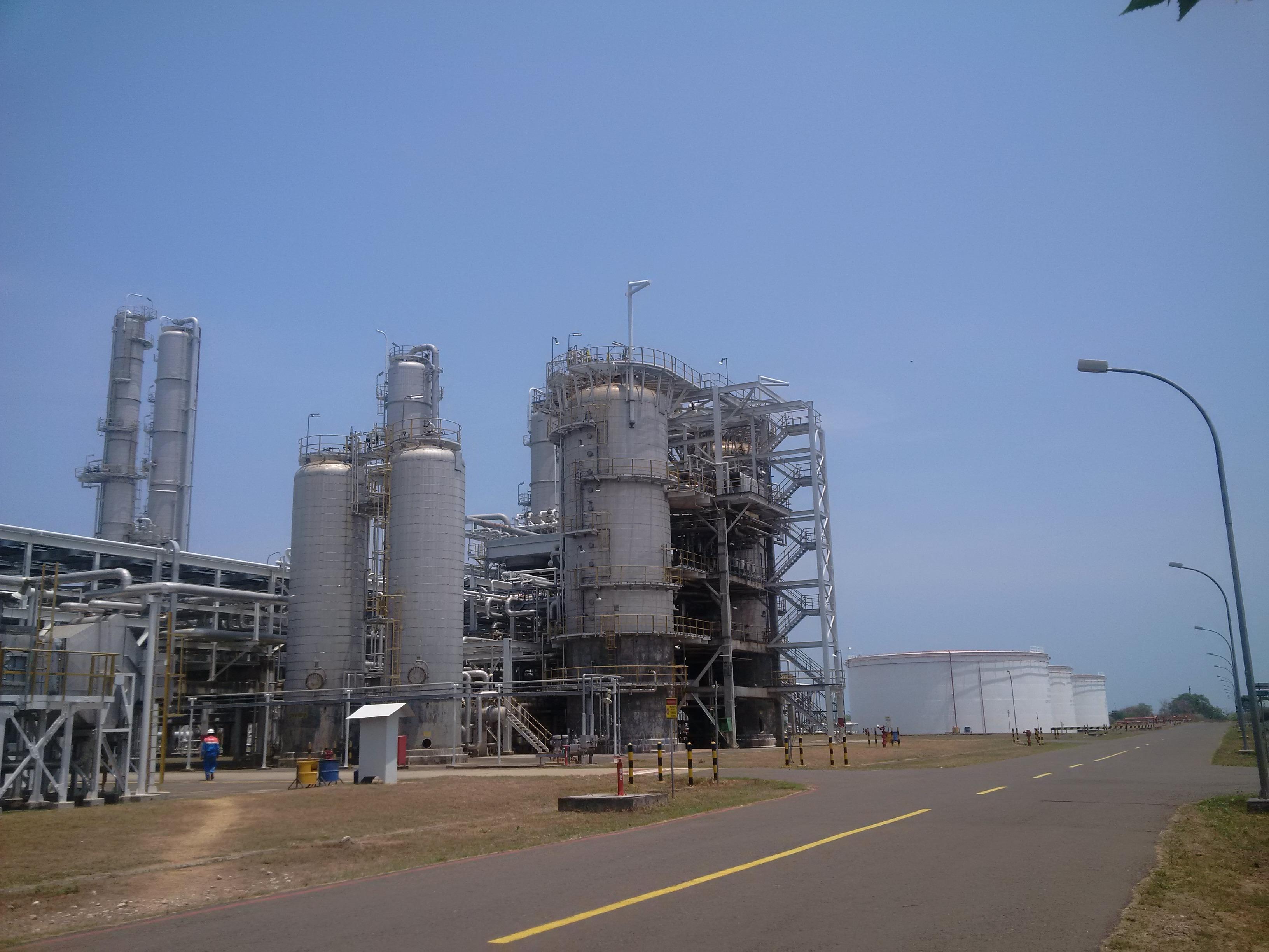 Di kawasan Kilang TPPI nanti akan berfungsi sebagai kompleks pengembangan industri petrokimia.