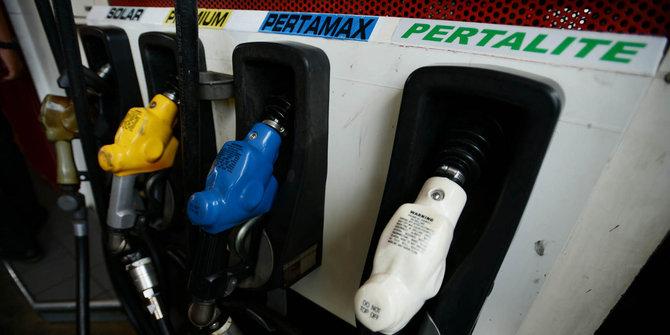 Bahan bakar minyak jenis Pertalite makin diminati konsumen sehingga konsumsinya terus naik.
