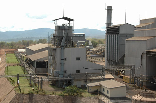 pabrik ferronickel