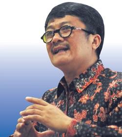 Rudi Rubiandini Kepala SK Migas, Siswoutomo Wakil Menteri ESDM