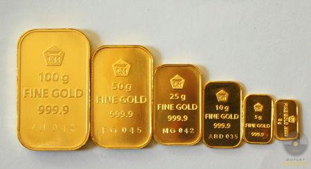 Terganjal Regulasi Ekspor Emas Antam Ke India Baru Capai 90