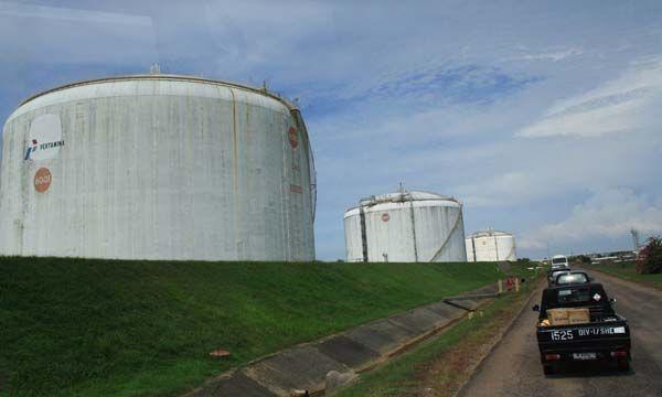 Pertamina Kaji Pengembangan Fasilitas Petrokimia di Arun