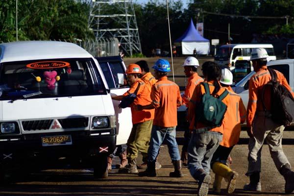 Tambang Martabe Berproduksi Penuh Pada Kuartal II – 2013