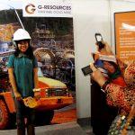 Kursus Kilat Pertambangan di Pekan Raya Sumatera Utara