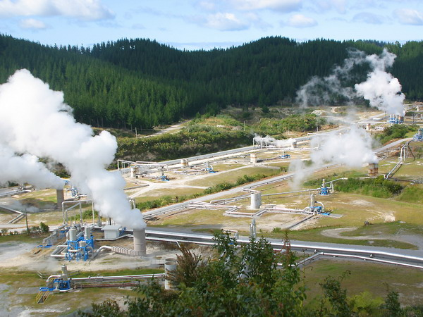 Setelah Pembangkit Batu Bara, Adaro Power Ekspansi ke Panas Bumi