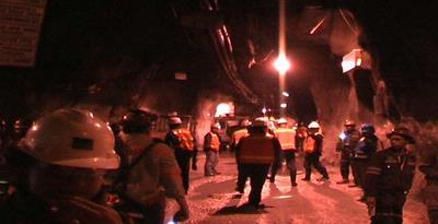 25 Pekerja Masih Terjebak di Tambang Bawah Tanah Freeport