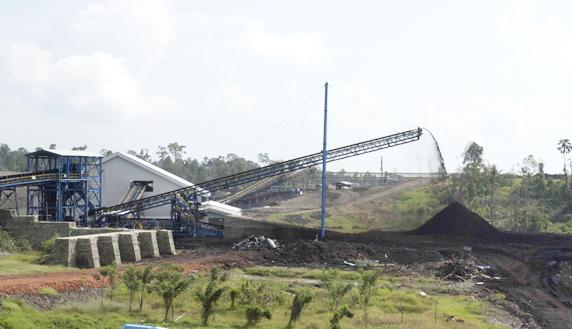 Pemerintah Pangkas Target PNBP Minerba 2015