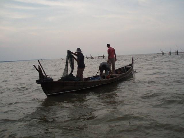 Asa Nelayan di Tabung Elpiji