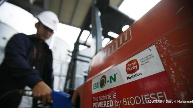 Pemerintah Sosialisasikan Penggunaan Biodiesel 20%