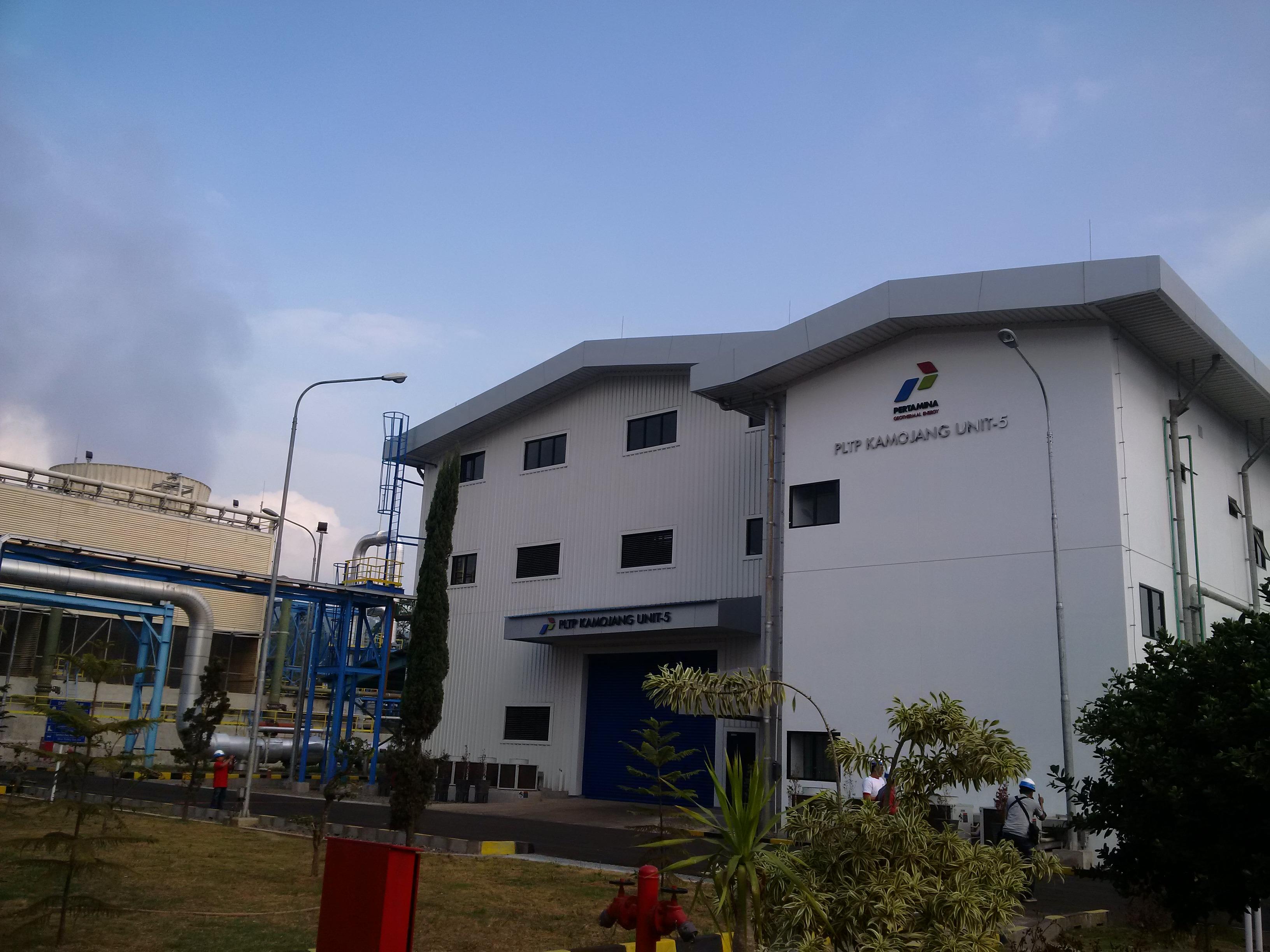 Shut Down PLTP Unit I Kamojang Rugikan Pertamina Geothermal US$14 Juta Per Tahun