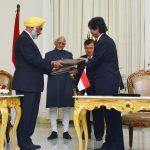 Indonesia-India Kerjasama EBT