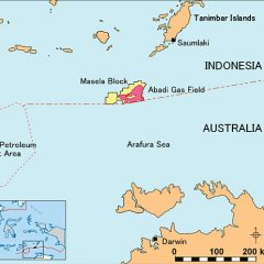 Agreement Finalized; Masela Investment at US$20bn