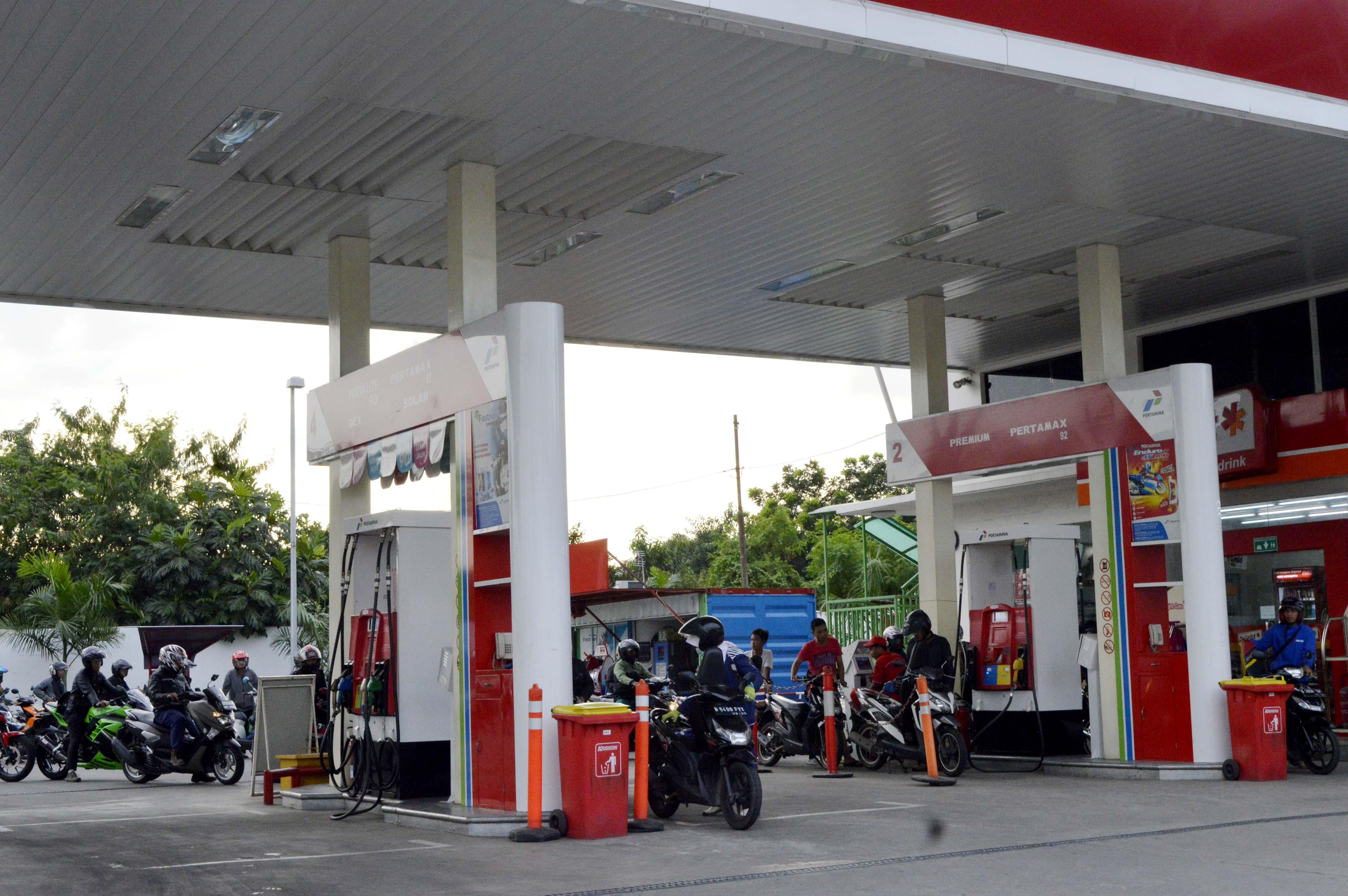 Pertamina Minta Pemerintah Ikut Tanggung Kewajiban Cadangan BBM