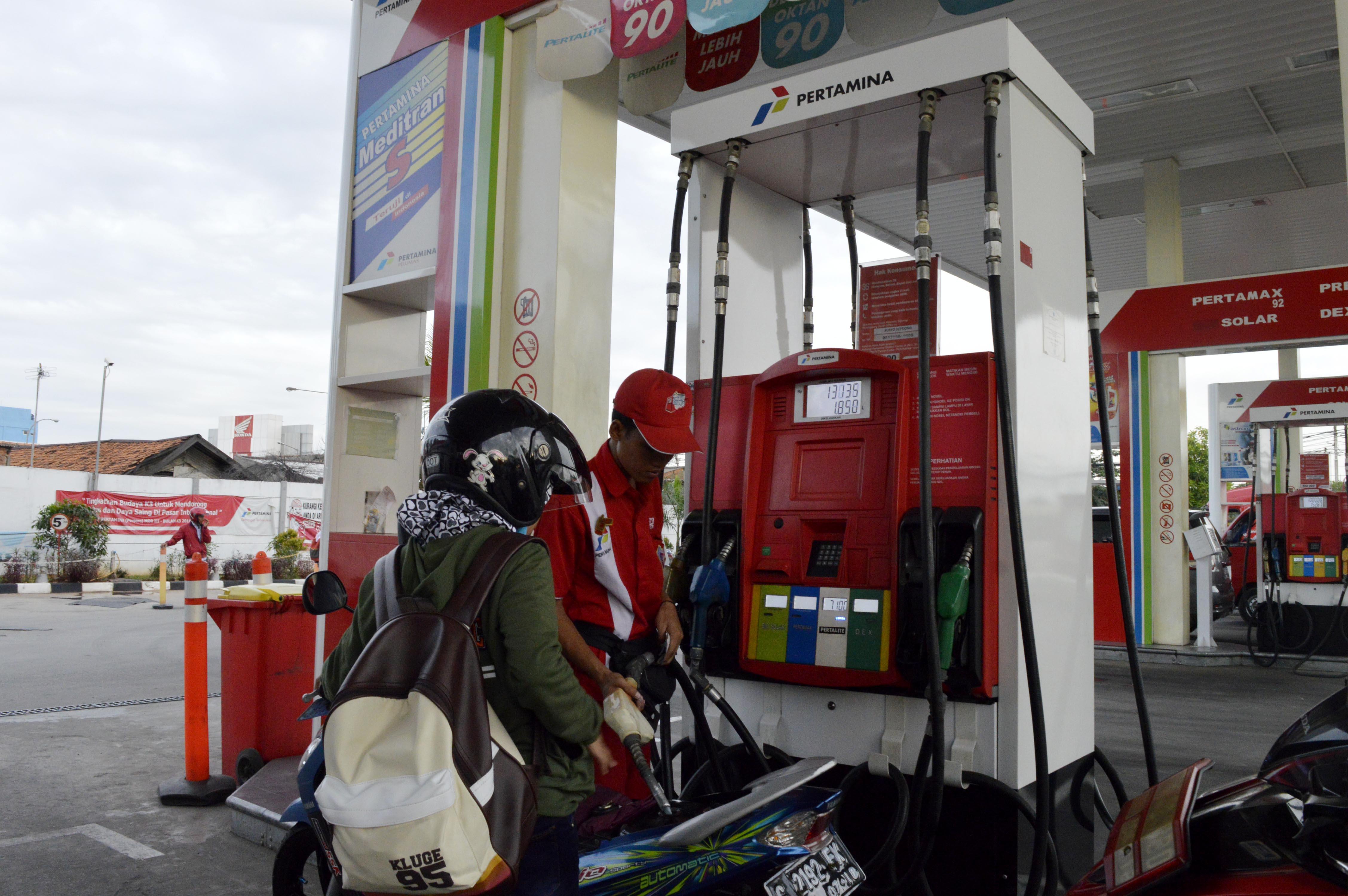 Hadir di Lampung Barat, SPBU BBM Satu Harga Pacu Perekonomian Rakyat