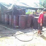 Minyak Mentah Hasil Illegal Drilling Mengandung Empat Bahan Berbahaya