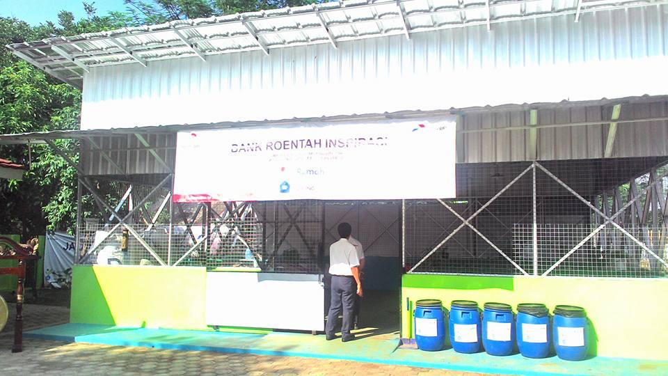 Rumah Inspirasi Subang Ubah Sampah Plastik Jadi Bahan Bakar Alternatif