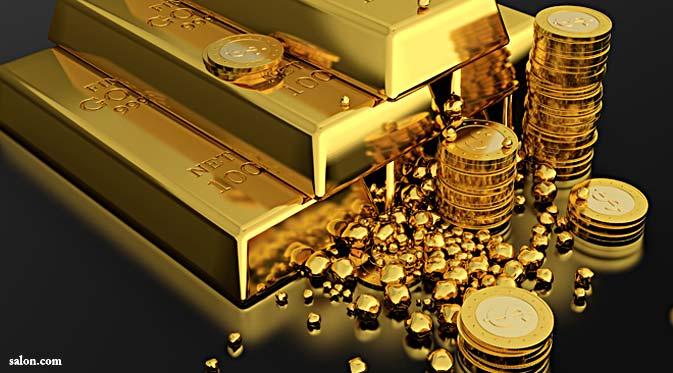 Penguatan Dolar dan Ekuitas AS Picu Pelemahan Harga Emas