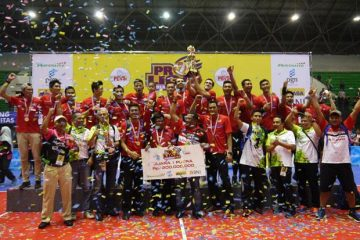 Putut Marhaento, Kunci Sukses Jakarta Pertamina Energi Juara Proliga 2017