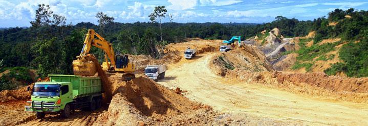 Darma Henwa Raih Proyek Pengerjaan Tambang Lead-Zinc Senilai US$23,5 Juta