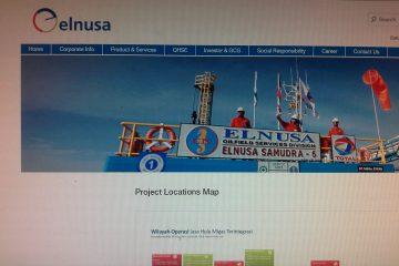 Elnusa Raih Kontrak Rp1 Triliun hingga Semester I