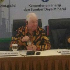 Adkerson : Kemitraan dengan Inalum Selaraskan Kepentingan Ekonomi Freeport dan Pemerintah Indonesia