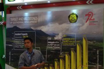 Lima Wilayah Kerja Panas Bumi Dilelang Februari 2018