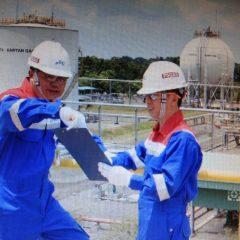 Laba Bersih Perta Samtan Gas 2018 Capai US$33 Juta