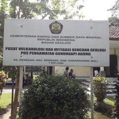 Kementerian ESDM Pantau Aktivitas Gunung Agung Selama Lebaran