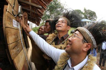 Alirkan Listrik ke Desa Papua, PLN Optimalkan EBT