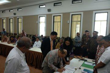 Empat Kontrak Migas Ditandatangani, Komitmen Kerja Pasti Capai Rp 1,9 Triliun