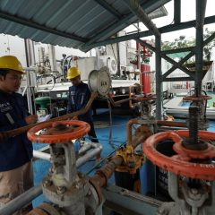Sinergi Pertamina-PLN, PLTG Sambera Beroperasi Gunakan LNG