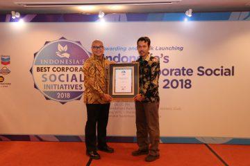 Pertamina EP Raih Penghargaan Indonesia's Best Corporate Social Initiative Awards