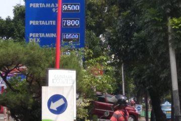 Pertamina dan Shell  Belum Turunkan Harga BBM