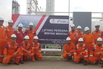 Pertamina Hulu Kalimantan Timur Mulai Lifting 60 Ribu Barel Minyak Blok East Kalimantan-Attaka