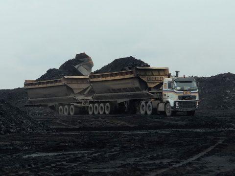 Indonesia Jadi Eksportir Batu Bara Terbesar ke China
