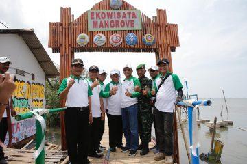 Pertamina EP Field Tambun Kembangkan Ekowisata Mangrove Muara Gembong